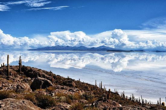 La Paz & Uyuni Salt Flats