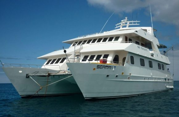 Seaman Journey – North & East Galapagos Islands