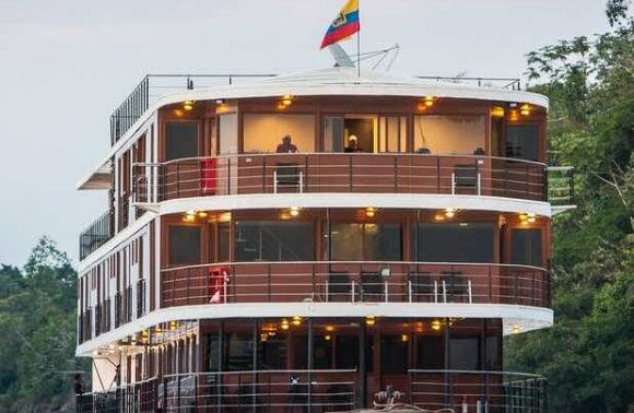 Anakonda – Amazon Cruise – Ecuador