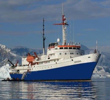 Ushuaia – Classic Antarctica
