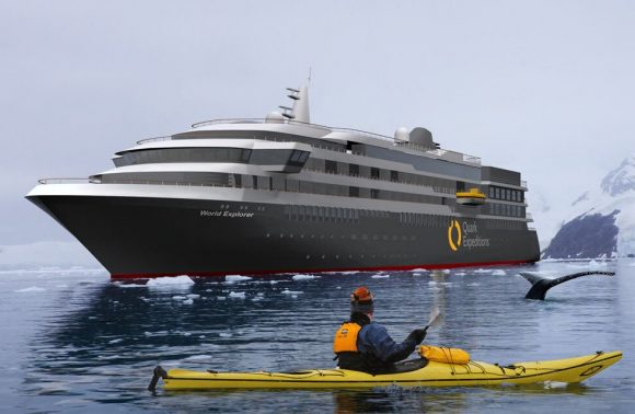 World Explorer – Antarctic Express