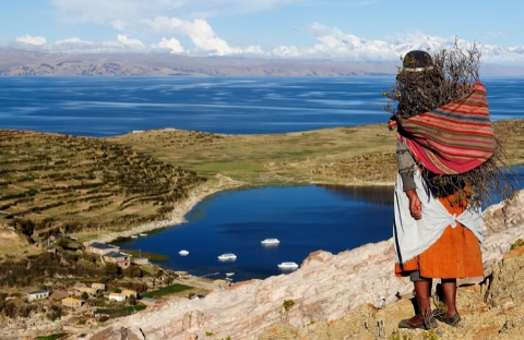 Fascinating Bolivia: La Paz, Uyuni Salt Flats & Copacabana