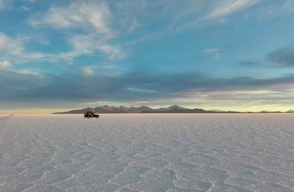 Fascinating Bolivia: La Paz & Uyuni Salt Flats